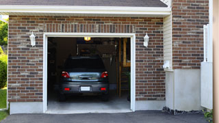 Garage Door Installation at Old Lake Highlands Dallas, Texas